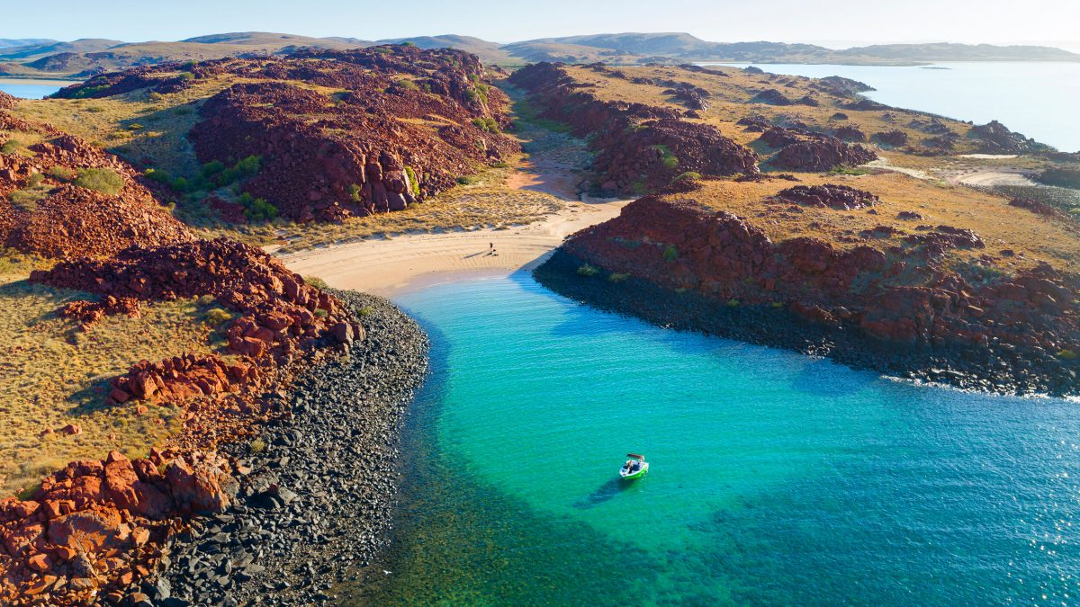 Pirates Cove, Dampier Archipelago