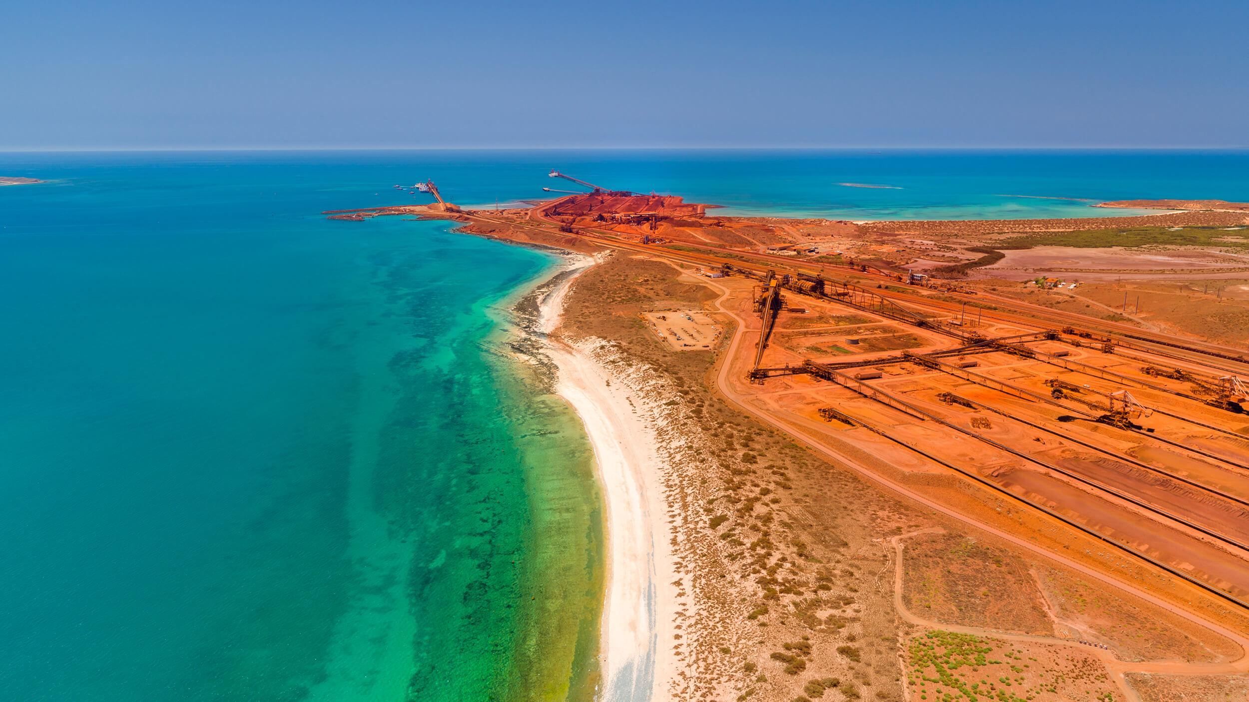 Pilbara Resources Tour - Cape Lambert