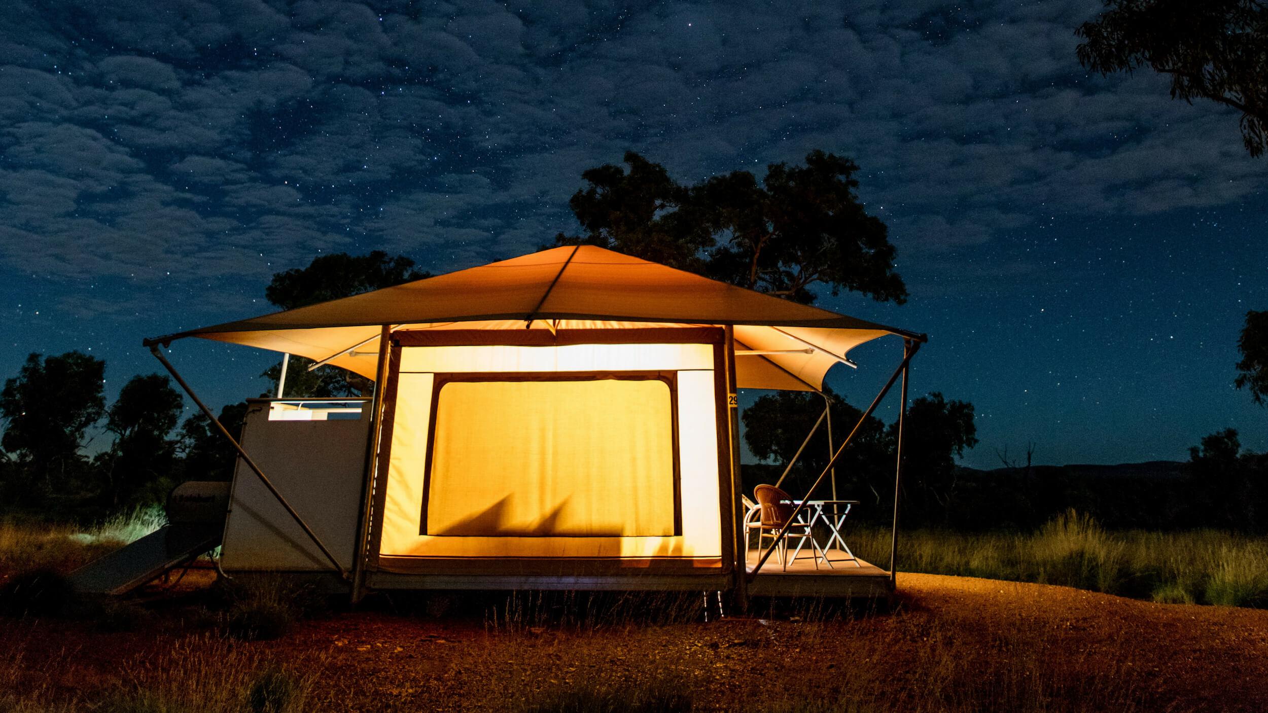 Karijini Eco Tents